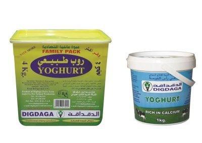 Family Pack Yoghurt