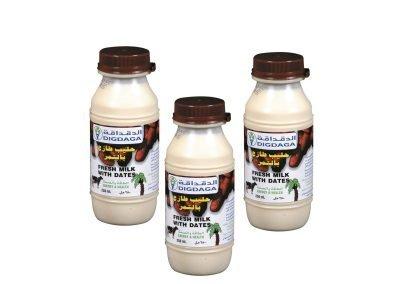 Milk with Dates